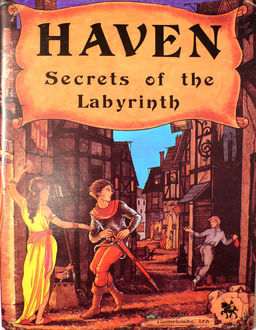 Haven Secrets of the Labyrinth-small
