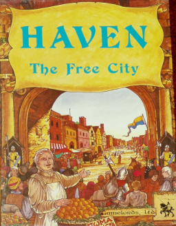 Haven the Free City-small