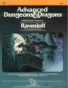 I6 Ravenloft