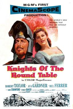 Knights of the Round Table 1953-small