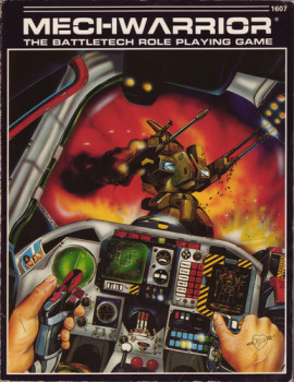 Mechwarrior 1986