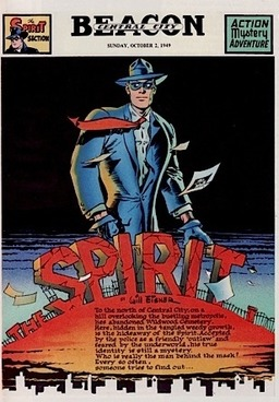 October 2 1949 The Spirit Section-small