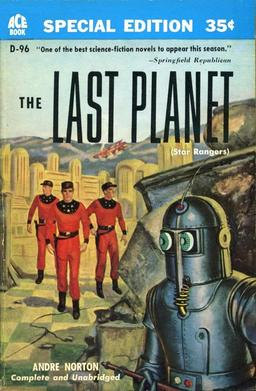 The Last Planet-small