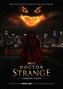 Mesmeretics Doctor Strange poster-small
