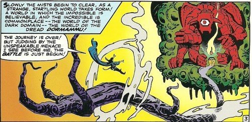 Steve Ditko's Doctor Strange 3-small