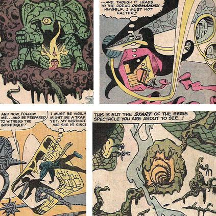 Steve Ditko's Doctor Strange 4