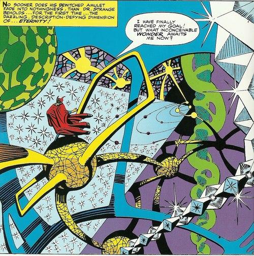 Steve Ditko's Doctor Strange-small