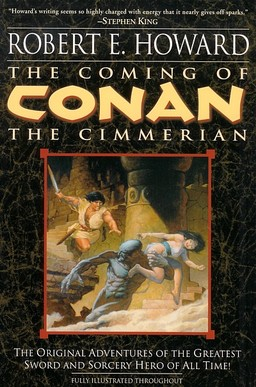 The Coming of Conan the Cimmerian-small