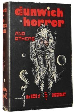 The 1963 Arkham House edition of The Dunwich Horror and Others