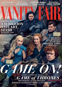 Vanity Fair Game of Tthrones-small