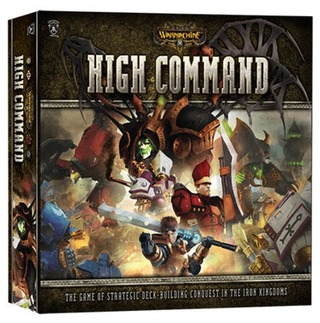 Warmachine High Command-small