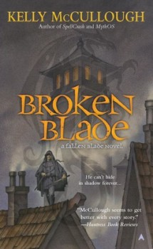 Broken Blade Kelly McCullough-small