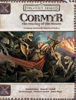 Cormyr The Tearing of the Weave-small