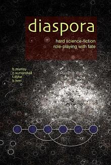 Diaspora EHP Softcover Cover 6x9 220