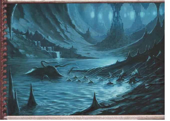 Forgotten Realms Underdark back cover-small