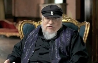 George RR Martin A Game of Thrones-small