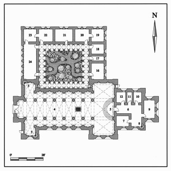 Lake Town Citadel of the Maestas 1st Floor Plan