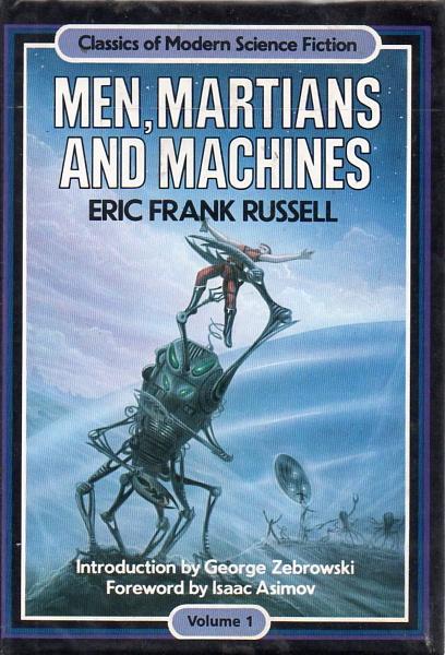 Men Martians and Machines 1985