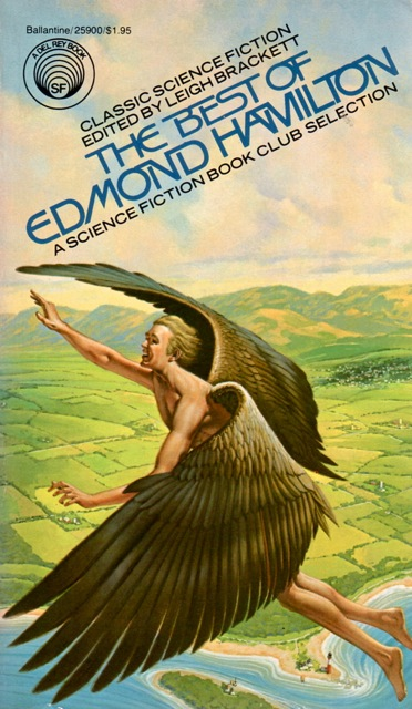The Best of Edmond Hamilton paperback