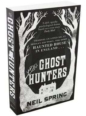 The Ghost Hunters Neil Spring-small