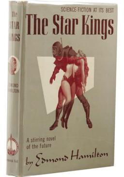 The Star Kings Edmond Hamilton-small