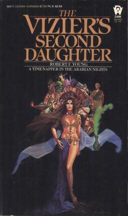 The Vizier's Second Daughter-small