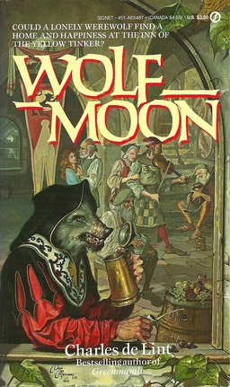 Wolf Moon Charles de Lint-small