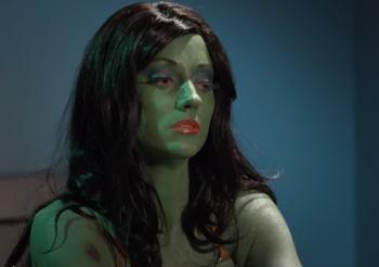Fiona Vroom as Lolani.