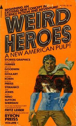 Weird Heroes, Volume 1