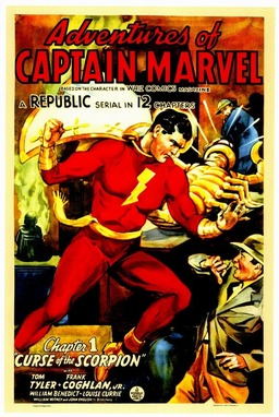 Adventures of Captain Marvel poster-small