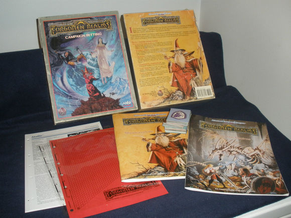 Forgotten Realms Campaign Setting 1993-small