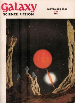 Galaxy Science Fiction November 1951-small
