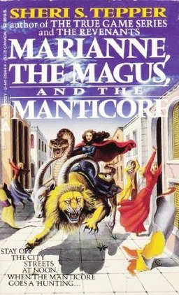 Marianne The Magus and the Manticore-small
