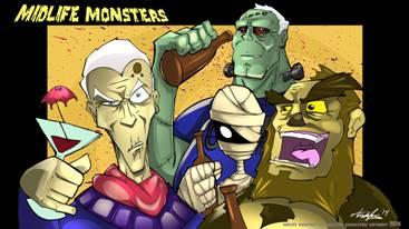 Midlife Monsters