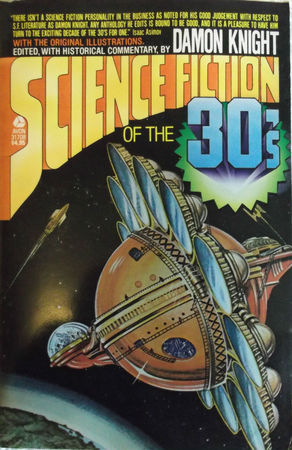 Science Fiction of the 30s-paperback-small