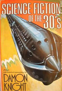 Science Fiction of the 30s-small
