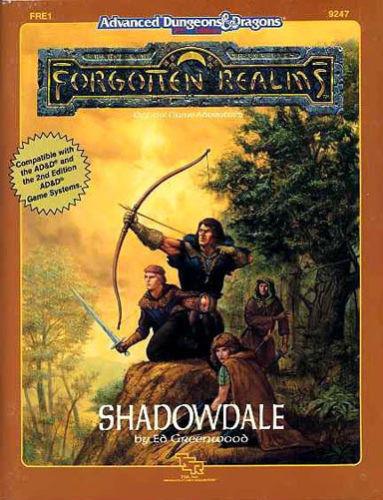 Shadowdale module