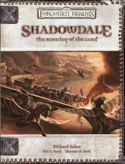 Shadowdale the Scouring of the Land-small