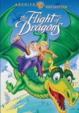 The Flight of Dragons DVD-small