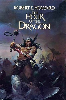 The Hour of the Dragon Robert E. Howard-small