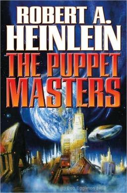The Puppet Masters Robert A. Heinlein-small