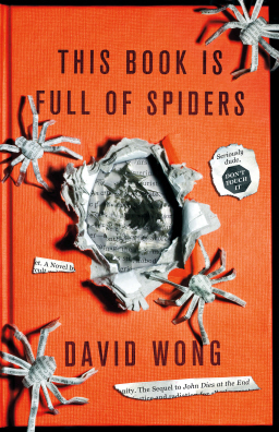 The sequel, This Book is Full of Spiders (2012)
