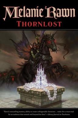 Thornlost Melanie Rawn-small