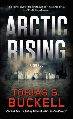 Tobias S. Buckell Arctic Rising-small