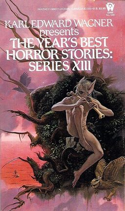 Year's Best Horror Stories 13-small