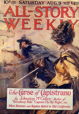 Zorro All Story Weekly-small