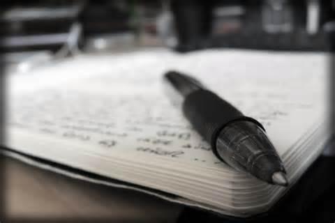 finished writing