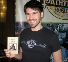Author and editor James Sutter in 2013.