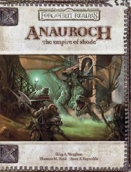 Anauroch The Empire of Shade