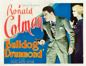 Bulldog-poster